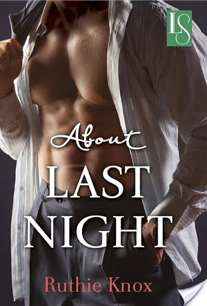 Review – About Last Night by Ruthie Knox