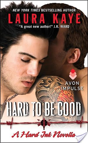 Review – Hard to be Good by Laura Kaye