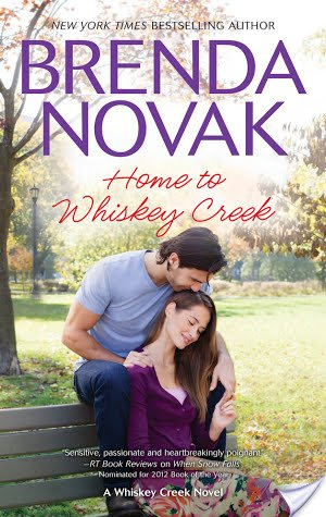 Review – Home to Whiskey Creek by Brenda Novak