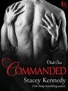 ARC Review – Commanded by Stacey Kennedy