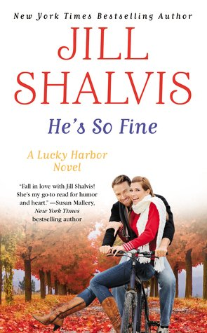 Review – He's so Fine by Jill Shalvis