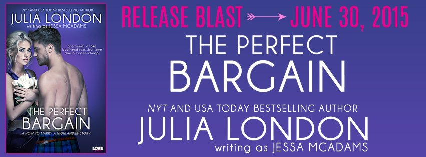 ARC Review - The Perfect Bargain by Julia London