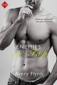 Review – Enemies on Tap by Avery Flynn