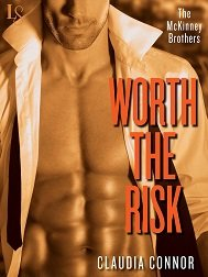 Audiobook Review – Worth the Risk by Claudia Connor