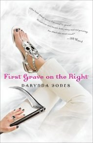 Audiobook Review – First Grave on the Right by Darynda Jones