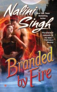 Audiobook Review – Branded by Fire by Nalini Singh