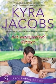 ARC Review – Her Unexpected Detour by Kyra Jacobs