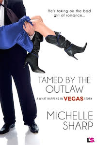 ARC Review – Tamed by the Outlaw by Michelle Sharp