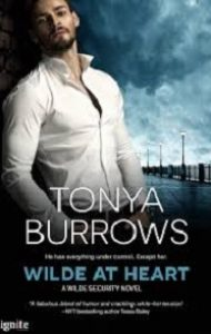 ARC Review – Wilde at Heart by Tonya Burrows