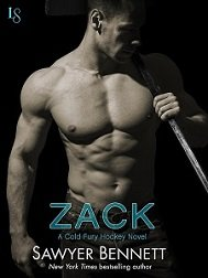 Review – Zack by Sawyer Bennett