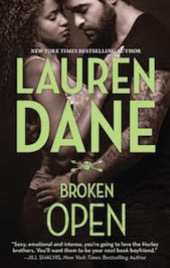 Review – Broken Open by Lauren Dane