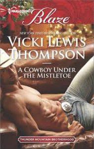 Review – Cowboy Under the Mistletoe by Vicki Lewis Thompson