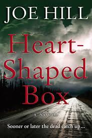 Spooooooky Read – Heart-Shaped Box by Joe Hill