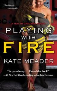 Review – Playing With Fire by Kate Meader
