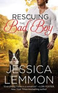 Review – Rescuing the Bad Boy by Jessica Lemmon