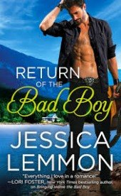 ARC Review – Return of the Bad Boy by Jessica Lemmon