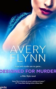 ARC Review – Designed for Murder by Avery Flynn