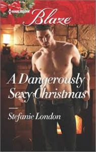 ARC Review – A Dangerously Sexy Christmas by Stefanie London