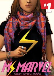 Comic Review: Ms Marvel Vol 1