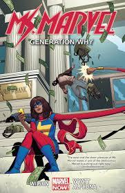 Comic Review – Ms. Marvel vol 2