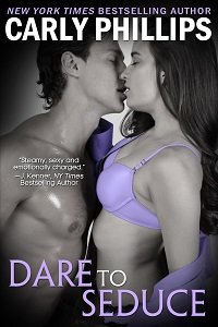 ARC Review – Dare to Seduce by Carly Phillips