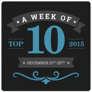 Top Ten Books I'm Looking Forward to in 2016