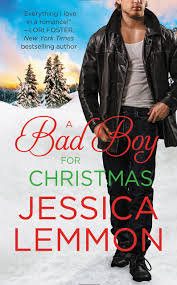 Review – Bad Boy for Christmas by Jessica Lemmon