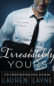 Audiobook Review – Irresistibly Yours by Lauren Layne