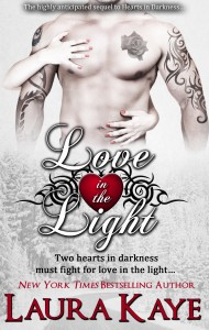 Release Blitz- Love in the Light by Laura Kaye