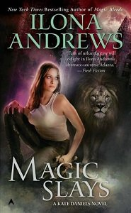 Audiobook Review – Magic Slays by Ilona Andrews