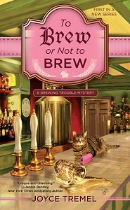 Review – To Brew or Not to Brew by Joyce Tremel