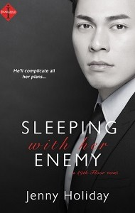 Review – Sleeping With Her Enemy by Jenny Holiday
