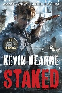 Review – Staked by Kevin Hearne