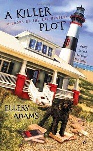 Audiobook Review – A Killer Plot by Ellery Adams