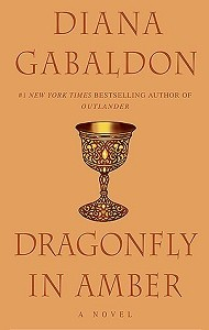 Audiobook Review – Dragonfly in Amber by Diana Gabaldon