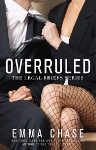 Quickie Review – Overruled by Emma Chase