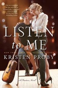 Review – Listen to Me by Kristen Proby