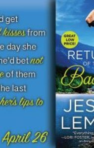Promo – Return of the Bad Boy by Jessica Lemmon