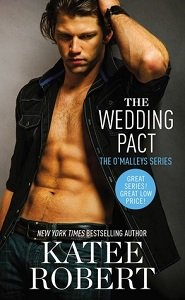 ARC Review – The Wedding Pact by Katee Robert