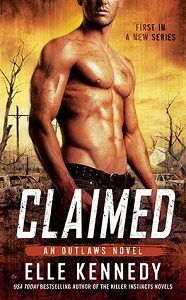 Review – Claimed by Elle Kennedy