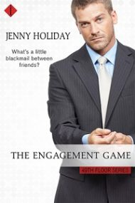 Review – The Engagement Game by Jenny Holiday