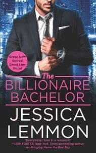 Review – The Billionaire Bachelor by Jessica Lemmon