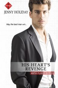 ARC Review – His Heart's Revenge by Jenny Holiday