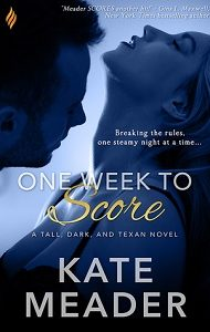 ARC Review – One Week to Score by Kate Meader