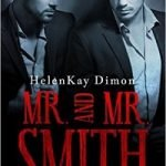 Book Cover - Mr and Mr Smith by Helen Kay Dimon. Two men, wearing suits