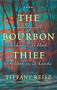 Audiobook Review – The Bourbon Thief by Tiffany Reisz