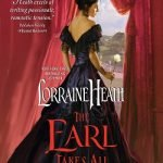 Book Cover for The Earl Takes All by Lorraine Heath