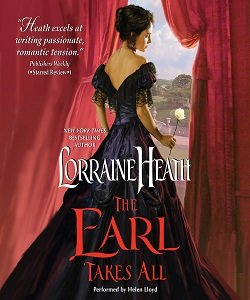 Review – The Earl Takes All by Lorraine Heath