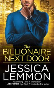 ARC Review – The Billionaire Next Door by Jessica Lemmon