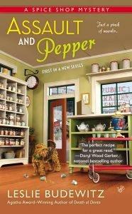 Audiobook Review – Assault & Pepper by Leslie Budewitz